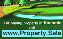 Messages of property sales in J&K doing rounds on social media