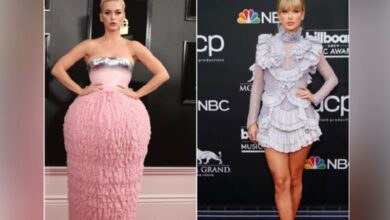 Photo of Katy Perry is all praises for Taylor Swift