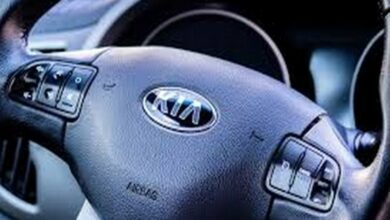 Photo of YSRCP MP sparks row with this 'message' on Kia car