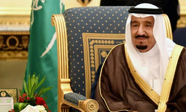 Saudi king urges Iran to quit 'harmful' expansionism