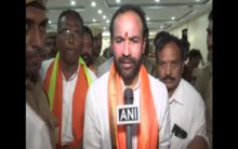 People happy with abrogation of Art 370, says Kishan Reddy
