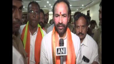 Photo of People happy with abrogation of Art 370, says Kishan Reddy