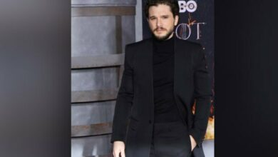 Photo of Kit Harington may feature in a Marvel film