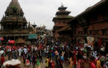 Janmashtami in Nepal: Devotees throng magnificent Krishna Temple
