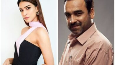 Photo of Kriti Sanon, Pankaj Tripathi to star in 'Mimi'