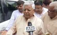 Lalu Prasad's movement restricted due to arthritis: Doctor