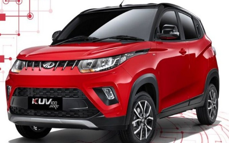 Ford creates a joint venture with Indian Mahindra in the
