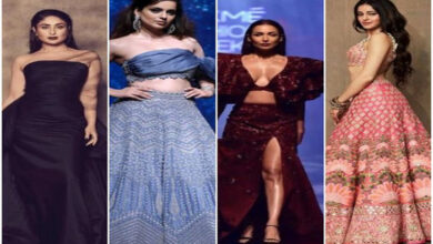 Photo of Showstoppers who made heads turn at Lakme Fashion Week