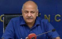 No new liquor store in Delhi since 2016: Sisodia