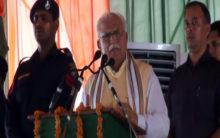 Haryana CM's statement on Kashmiri girls sparks controversy