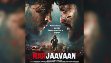 Photo of 'Marjaavaan' to release on November 22 now