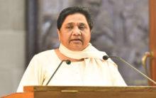 Mayawati on demolition of Delhi's Sant Ravidas Temple