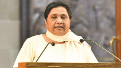 Photo of Mayawati pledges to fulfil Kanshi Ram's dreams