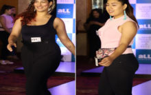 Reshaping fashion: Plus-size models set ramp on fire in Delhi