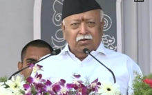 6-year-old dies after car in Mohan Bhagwat's convoy hits bike
