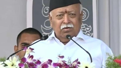 Photo of Meaning of 'Nationalism' is Hitler, Nazism & Fascism: Bhagwat