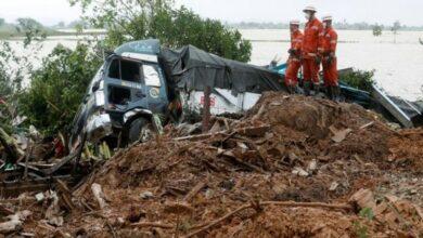 Photo of 65 killed in Myanmar's landslide: UN