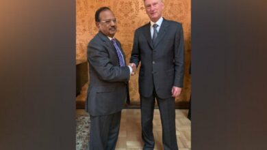 Photo of NSA Doval meets Russian counterpart in Moscow