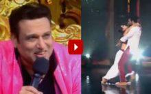 "Nach Baliye 9: Govinda's ""muh marne wala pyar"" remark goes viral"