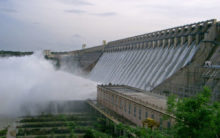 Telangana: All water reservoirs completely full