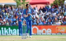 Florida T20I: Saini shines as India defeat Windies by 4 wickets
