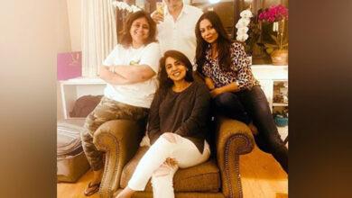 Photo of Rishi Kapoor to return to Mumbai