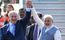 'Yeh Dosti!': Israel embassy tweets with Netanyahu-Modi montage