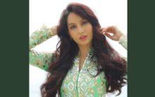 Nora Fatehi greets on Eid-ul-Adha