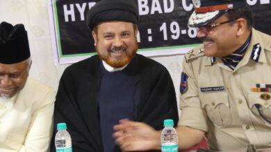 Photo of SZ Police hold meet on Muharram Arrangements