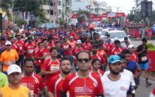 Airtel Hyderabad Marathon 2019