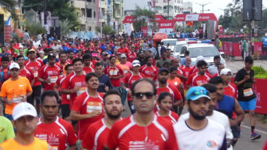 Photo of Airtel Hyderabad Marathon 2019