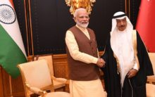 PM Modi in Bahrain, 3 MoUs signed