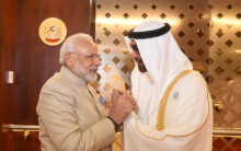 UAE to confer highest honour on PM Modi, gets trolled