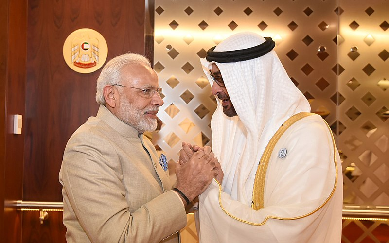 UAE to confer highest honour on PM Modi