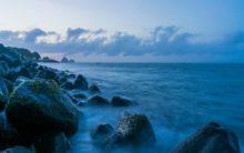 Giant volcanic rock raft found in Pacific Ocean