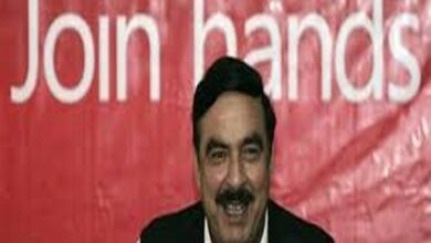 Photo of Indo-Pak war likely in October: Motormouth Pak Minister Rashid
