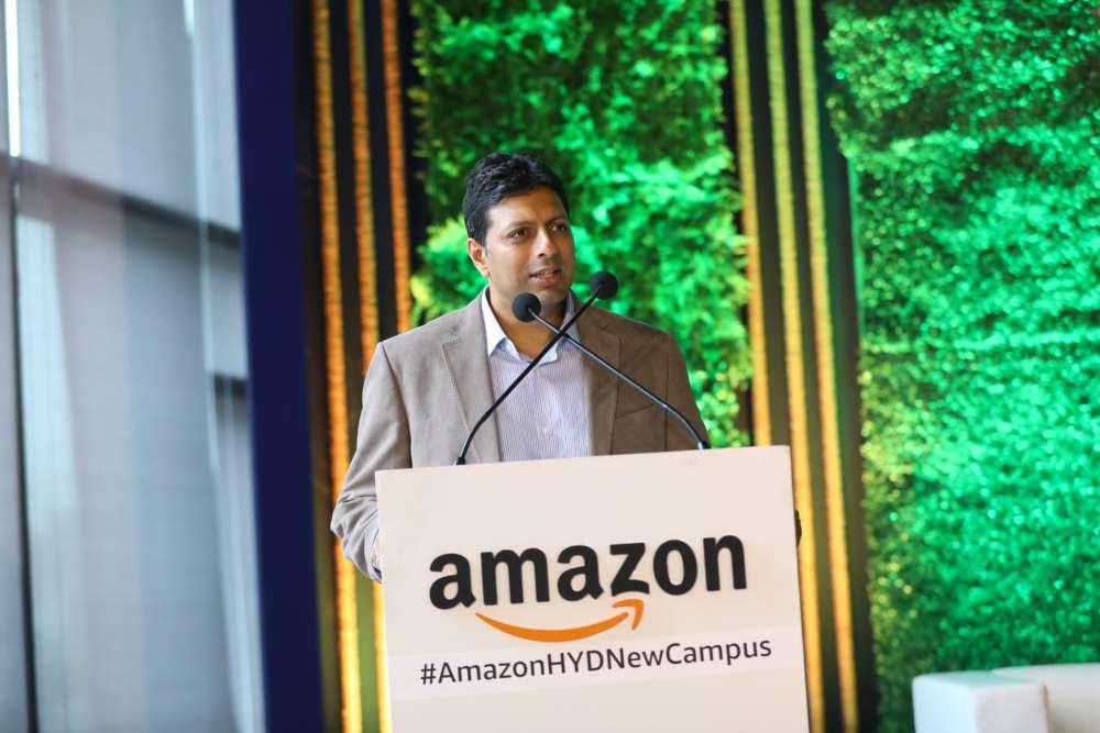 हैदराबाद में अमेजन ने दुनिया में सबसे बड़ा कैंपस शुरू किया ! 2