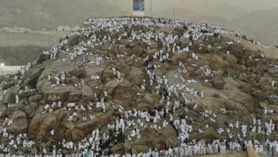 Photo of Gallery: Millions of pilgrims at Mount Arafat