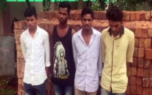 Telangana: Four arrested for gang-raping 30-year-old