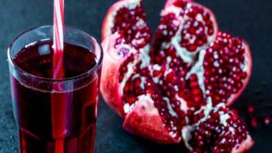 Photo of Pomegranate juice develops infant brain: Study