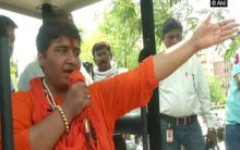 Mixed response in Bhopal to Pragya's defence panel nomination
