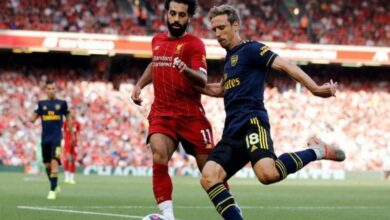 Photo of Premier League: Liverpool thrash Arsenal 3-1