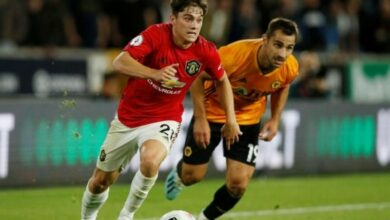 Photo of Premier League: Manchester United, Wolves play out a draw