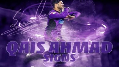 Photo of Hobart Hurricanes extend Qais Ahmed's contract