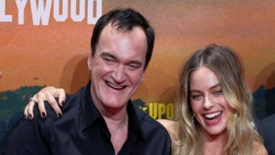 Photo of Margot Robbie,Quentin Tarantino discuss uncertainty in Hollywood