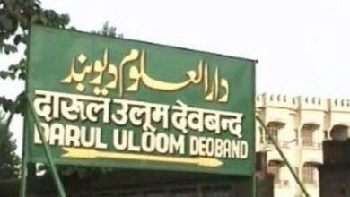 Photo of Maulana Osmani condemns raid in Darul Uloom Deoband