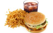 Study finds fast food linked to heart attack