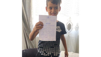 Photo of Israel summons father of 6-yr-old Qais for interrogation