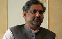 Ex-Pak PM Shahid Khaqan Abbasi's remand extended till Aug 29