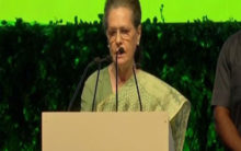 'Inventing new past': Sonia launches veiled attack on BJP